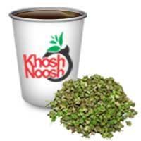 لیوان چای دار « دمنوش خارخاسک »