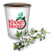 لیوان چای دار « دمنوش آویشن »