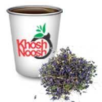 لیوان چای دار « دمنوش بنفشه »