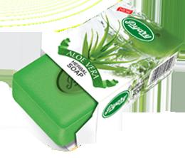 خرید صابون ضد جوش آلوورا pyary