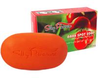 صابون ضد لک گوجه فرنگی و ویتامین ای Silky Pleasure