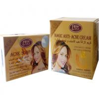 کرم و صابون ضدجوش جنسینگ لانا