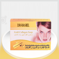 صابون طلا و کلاژن دکترراشل