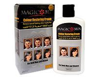 کرم گیاهی رفع سفیدی مو و ریش مجیک میکس Magic Mix