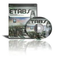 توضيحات پکیج آموزش ETABS  آموزش به شیوه مالتی مدیا