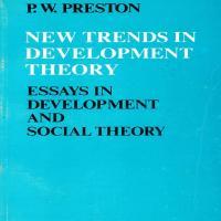 توضيحات کتاب زبان اصلی       new trends in development theory assays in development and social the