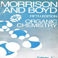 توضيحات کتاب زبان اصلی Morrison anad boyd fifth Edittion organic chemistry