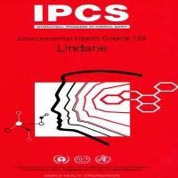 توضيحات کتاب زبان اصلی IPCS  ENVIRONMENTAL HEALTH CRITERIA 124 LINDANE