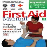 توضيحات کتاب زبان اصلی first aid manual