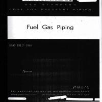 توضيحات جزوه FUEL GAS PIPING