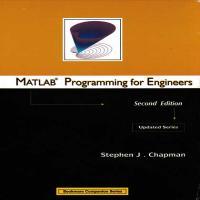 توضيحات کتاب زبان اصلی Matlab programmikg for engineers
