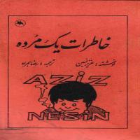 توضيحات کتاب خاطرات یک مرده رضا همراه نشر توسن