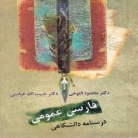 توضيحات کتاب فارسی عمومی درسنامه دانشگاهی محمود فتوحی نشر سخن