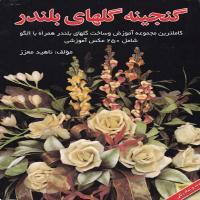 توضيحات کتاب گنجینه گلهای بلندر ناهید معزز نشر بصائر