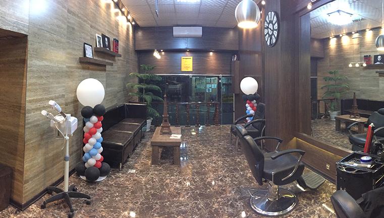 آرایشگاه آقای رباط (پکیج ویژه داماد)