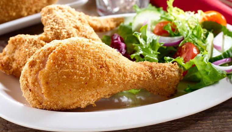 انواع مرغ سوخاری خوشمزه و خوش طعم در فست فودخیام