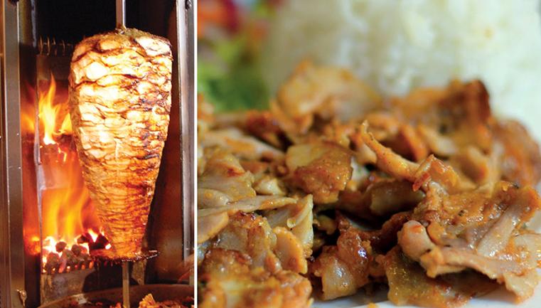 انواع ساندویچ های لذیذ و خوشمزه در کباب ترکی خیام
