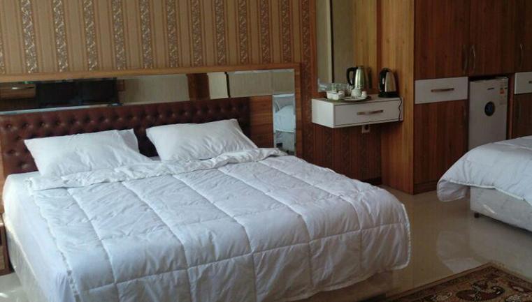اقامت فولبرد در هتل آپارتمان تبسم (ویژه نوروز 97) پکیج 1