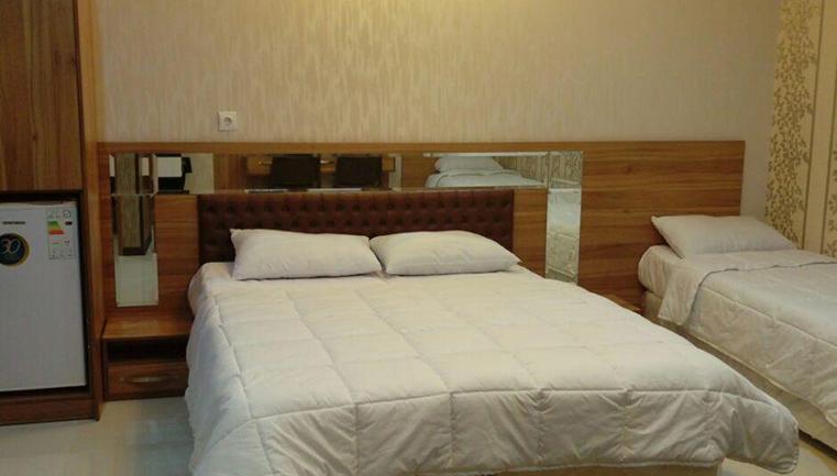 اقامت فولبرد در هتل آپارتمان تبسم (ویژه نوروز 97) پکیج 2