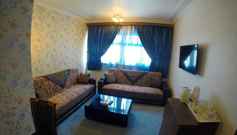 هتل 4 ستاره الغدیر (ویژه تعطیلات نوروز 97)