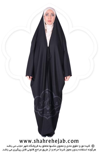 چادر اماراتی کرپ کن کن