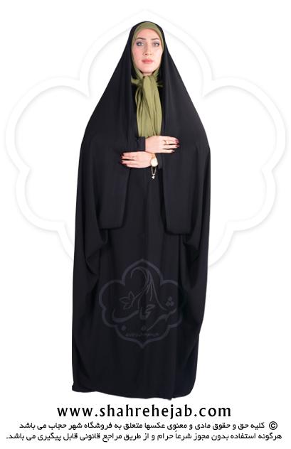 چادر کمری حسنا مصری کرپ کن کن