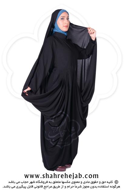 چادر مانتو افرا کرپ کن کن