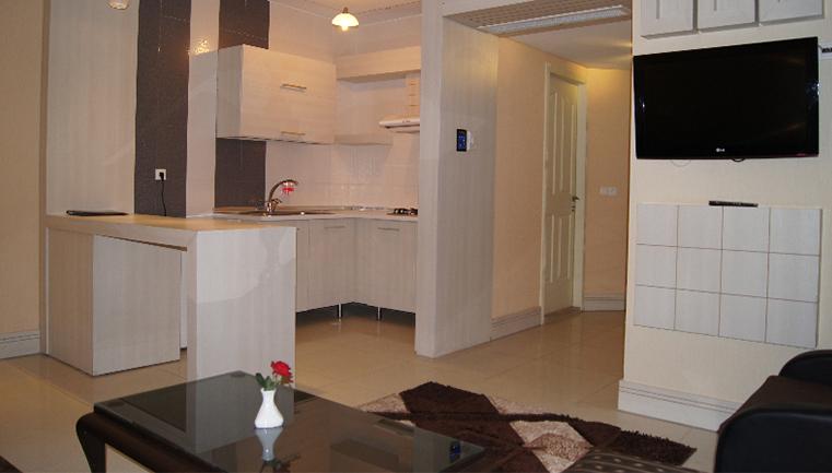 اقامت فولبرد در هتل آپارتمان آراکس (ویژه نوروز 97) پکیج 2