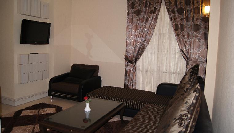 اقامت فولبرد در هتل آپارتمان آراکس (ویژه نوروز 97) پکیج 1