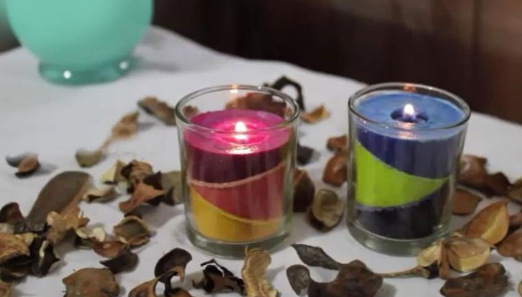 کلاس های شمع سازی با اعطای مدرک فنی و حرفه ای در آموزشگاه نجفی