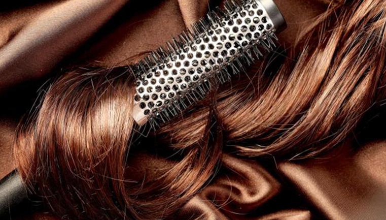 براشینگ مو در سالن زیبایی لیوتک (سالینا)