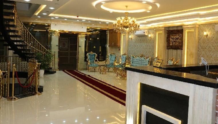 اقامت رویایی در هتل آپارتمان رز طلایی (ویژه نوروز 97) پکیج 1