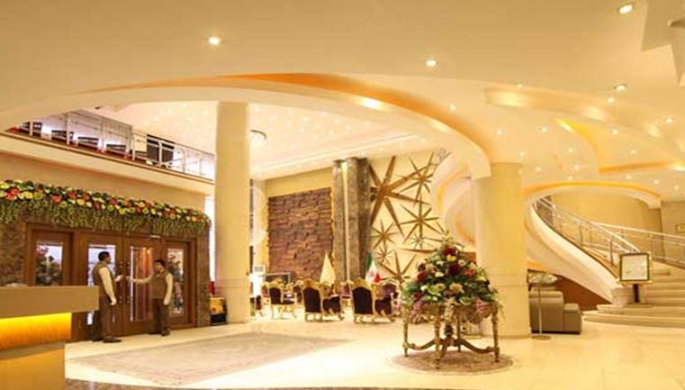 اقامت فولبرد هتل 3 ستاره توحید (ویژه تعطیلات نوروز 97) پکیج 2