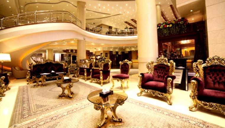 اقامت فولبرد هتل 3 ستاره توحید (ویژه تعطیلات نوروز 97) پکیج 1