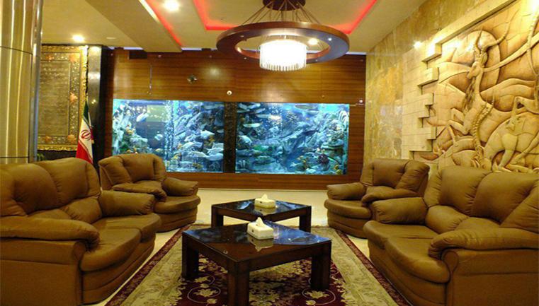 شب رویایی در هتل 3 ستاره پارمیدا (ویژه تعطیلات نوروز 97) پکیج 2