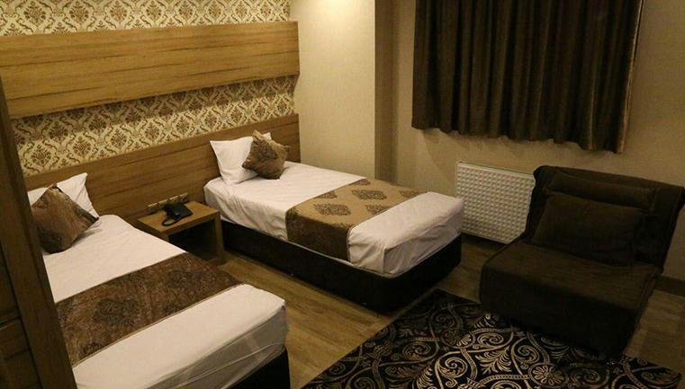 اقامت رویایی در هتل 3 ستاره آتور (ویژه تعطیلات نوروز 97) پکیج 1