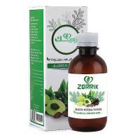 عرق گیاهی زوریک ( چای سبز و دارفلفل )