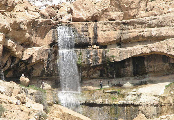 آبشار دره آبشتا (گیسو)، نراق