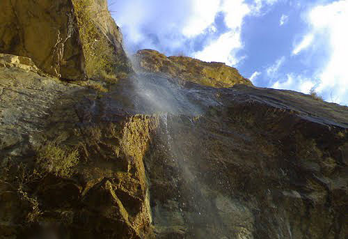 آبشار دشت ارژن، شیراز