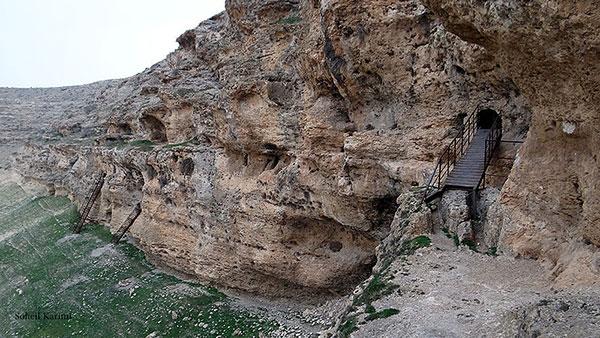 غار بی بی کند