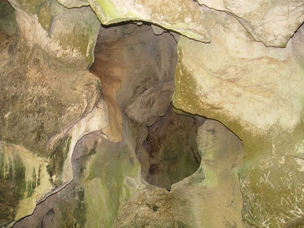 غار حمام خدایی