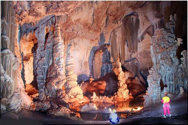 غار اشکفت سیاه، اشکفت گردو