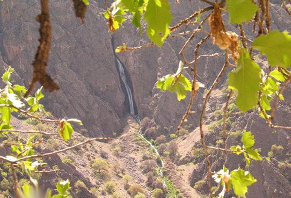 آبشار دره عشق، اردل