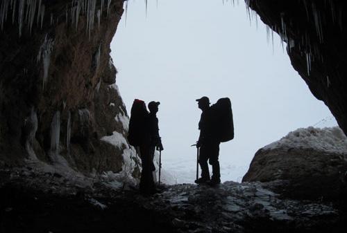 غار کلبیس کب