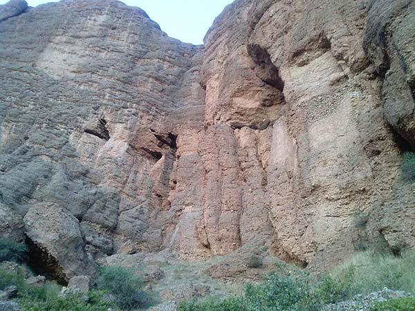 غار شمس کلایه