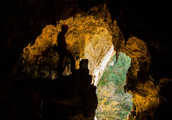 غار سیولی