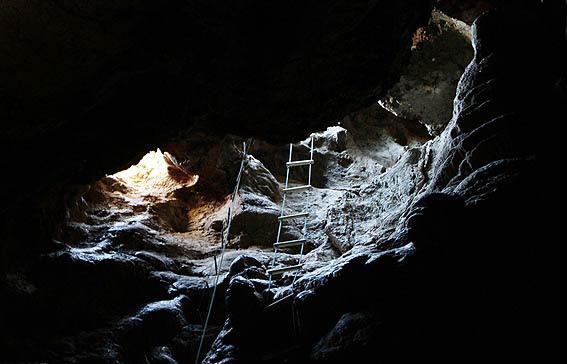غار کهک
