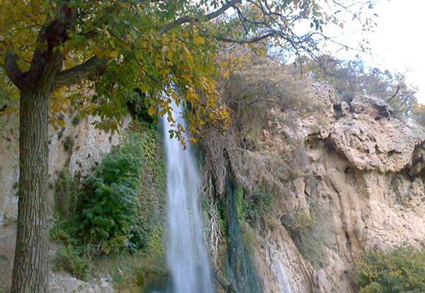 آبشار دشتک ابرج، مرودشت