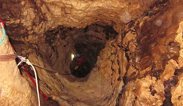 غار اوفرو - اوخورخوری