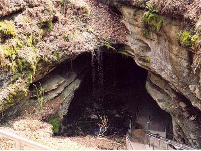 غار تلابن